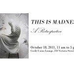 The full brochure of This is Madness! A Retrospective.